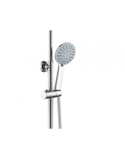 Agger Brilliant A0393300 - Душевая система со смесителем для ванны/душа и поворотным изливом