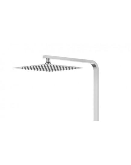 Agger Great A2893311 - Душевая система с декором для ванны/душа с поворотым изливом