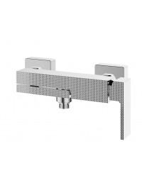 Agger Great A2810011 - Однозахватный смеситель для ванны с душем и выдвижным изливом, хром