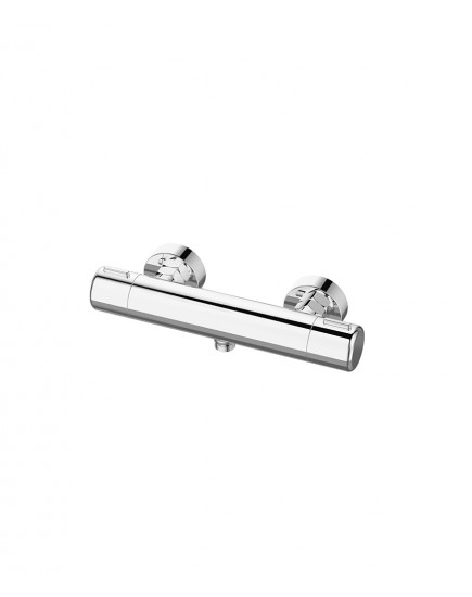 Agger Thermo A2450000 - термостатический смеситель для ванной без излива, хром