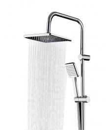 Agger Fresh ATS04 - верхний душ для душа, хром