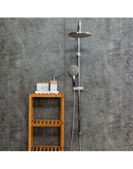 Agger Thermo A2493500 - Термостатическая душевая система со смесителем