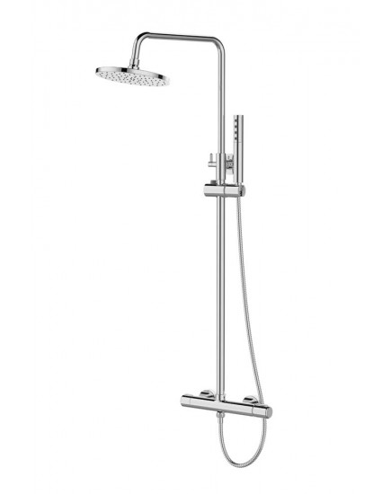 Agger Slim A2291200 - Душевая система со смесителем для душа без излива