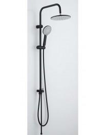 Agger Breeze A0193544 - Черная душевая система без смесителя