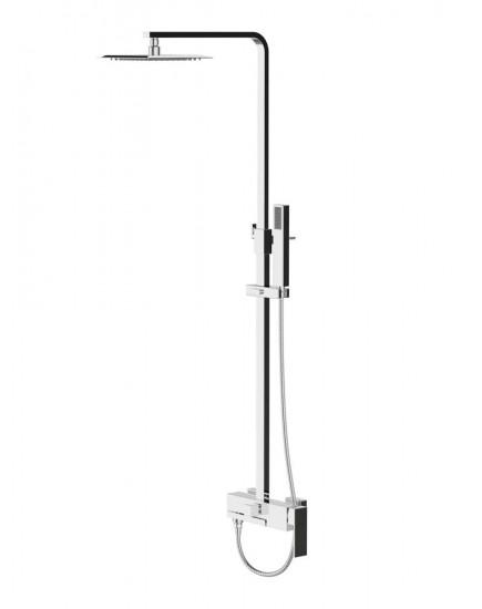 Agger Great A2893300 - Душевая система для ванны/душа с поворотным изливом