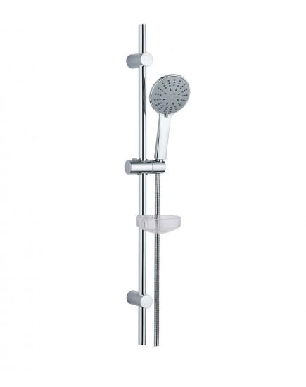 Agger Breeze A011 - душевой гарнитур для ванной, хром
