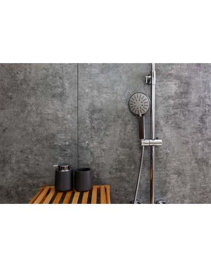 Agger Thermo A2461100 - Душевая система для ванны/душа, хром