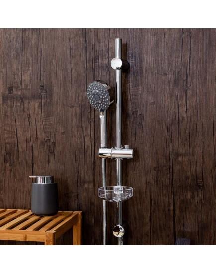 Agger Splash A022 - душевой гарнитур для ванной, хром