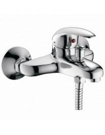 Agger Proud A0810000 - Однозахватный смеситель для ванной с коротким изливом, хром