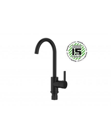 OneLife P04-001b Полимерный смеситель для кухни