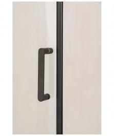 Orange E05-100TB/D Душевая дверь распашная универсальная 100х190 см